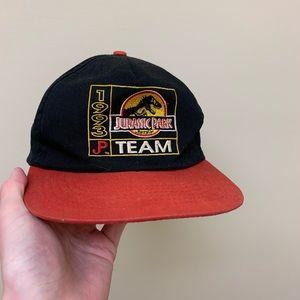 Vintage 90s Jurassic Park Snapback